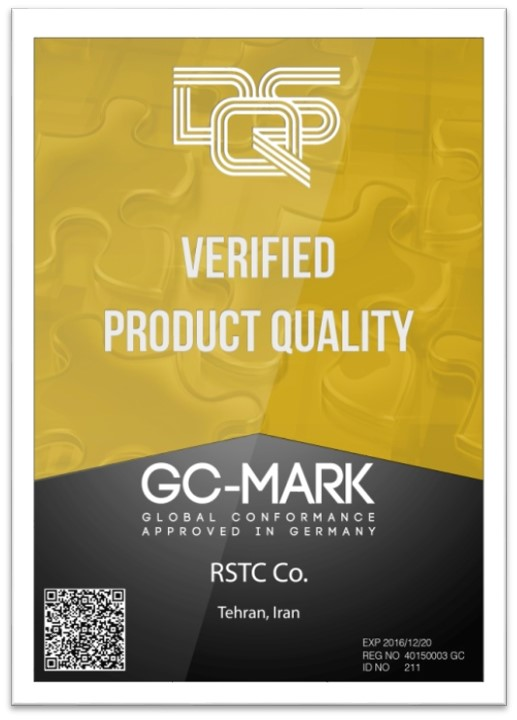 DQS GC-MARK QUALITY PRODUCT